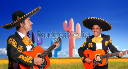 mariachi charro guitarra de juego mexicano