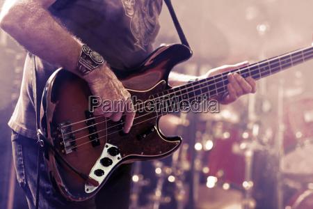 concierto musica musico guitarra rock musica