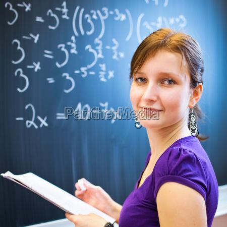 alumno marcador ojo organo estudiante universidad