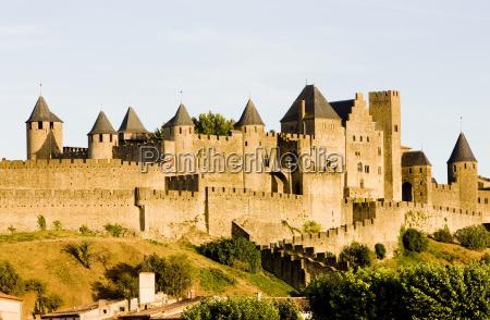 carcassonne languedoc roussillon francia