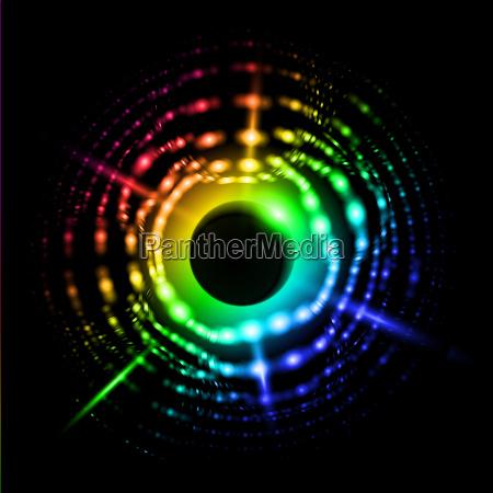 anillo existir vida disenyo espacio universo