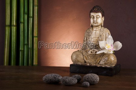 buda en conceptual zen