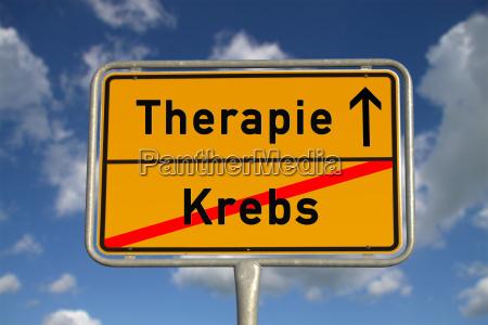 cancer de terapia de signos locales