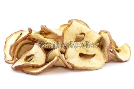 manzana seca
