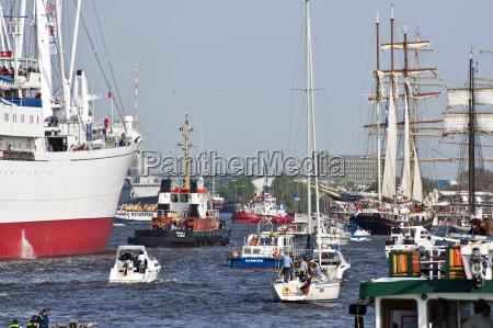 cumpleanyos en hamburgo harbour