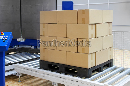 empacador de paletas