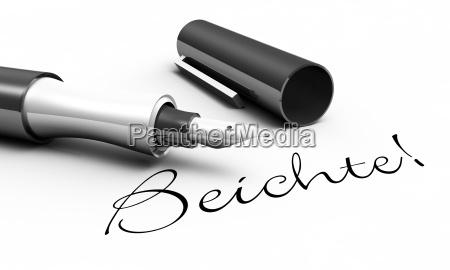 confesion concepto pen