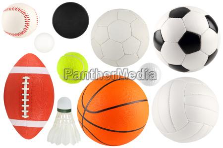 bolas en el deporte 1