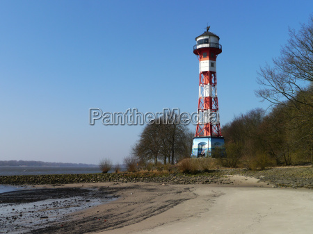 lighthouse rissen