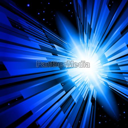 azul movimiento en movimiento hermoso bueno