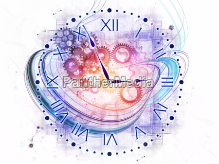flujo de tiempo
