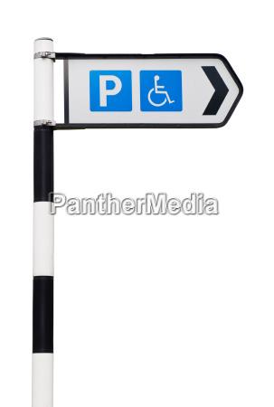 senyal de aparcamiento