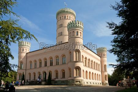 el granitzer castle court