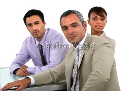 equipo ejecutivo