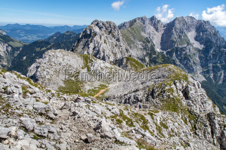 alpes austria senderismo tirol emperador rey