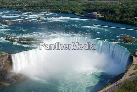 vista panoramica hidroelectrica fuerza