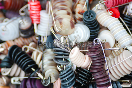 botones tarea pieza de recambio sastreria