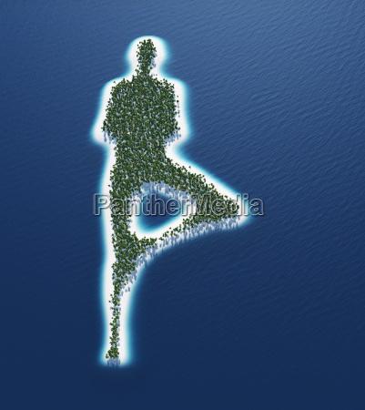 yoga island concept 2