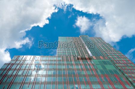 torre oficina moderno alto urbano casa