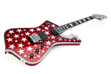 musica caucasico plata guitarra estrellas asteriscos