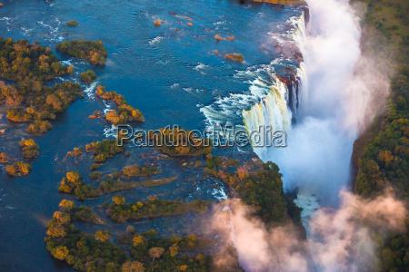 azul paseo viaje bio turismo africa
