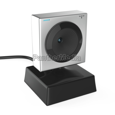 equipo negro plata camara comunicacion electrico