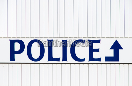 azul senyales inglaterra belgica policia pequenya