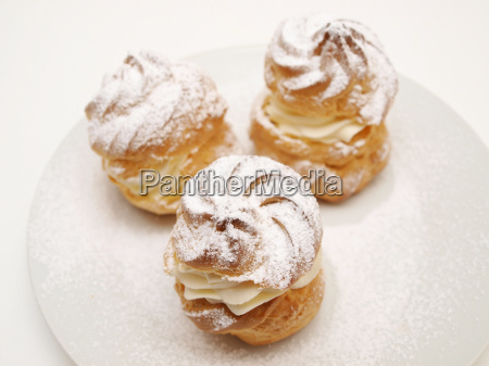 pastel crema mantelito harina de alimentos