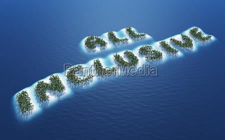 all inclusive island concept 1