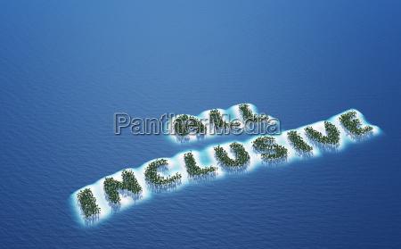 all inclusive island concept 3