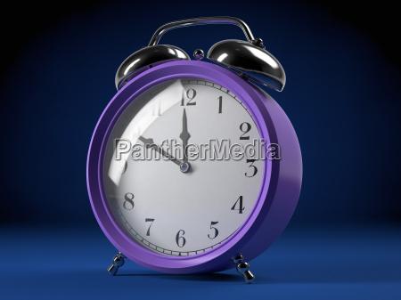 reloj fecha temprano despertador manyana