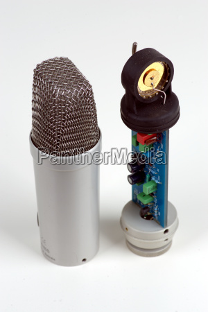 microfono microfono de condensador
