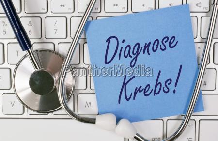 diagnosticado con cancer