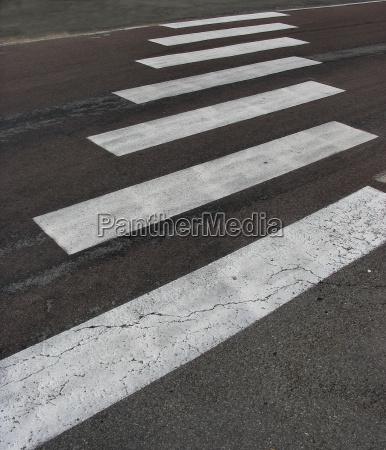 trafico por accidentes de trafico asfalto