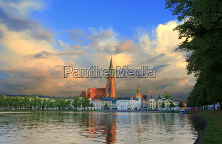ciudad catedral alemania muenster stadtkern