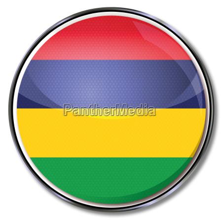 button mauritius