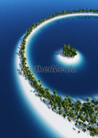 desert island concept arched 5