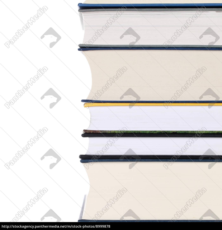 libros, uno, encima, del, otro - 8999878