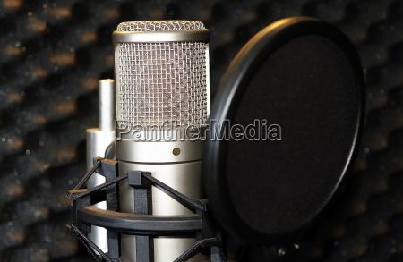 registro microfono grabacion el estudio de