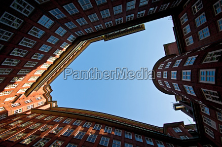 ventana casco antiguo hamburgo fachada construccion