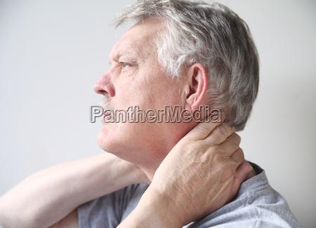 perfil mano manos medicinal dolor horizontalmente