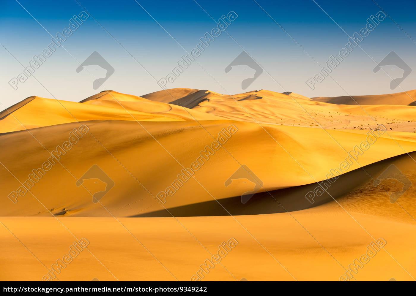desierto, áfrica, namibia, seco, duna, arenas - 9349242