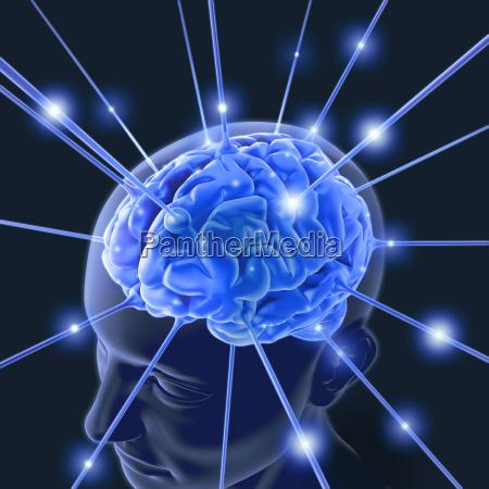 pulso de energia cerebral