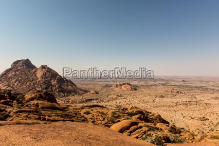 africa namibia ver cuesta arriba montanya
