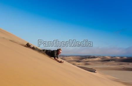 deporte deportes desierto africa namibia arenas