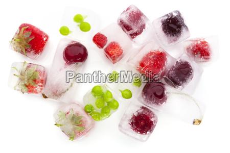 frutas frescas deliciosas