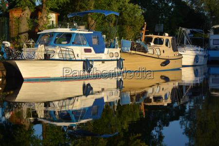 brandenburgo motora de agua salada mar