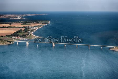 puente fehmarnsund vista aerea