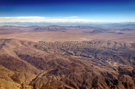 high desert in south america