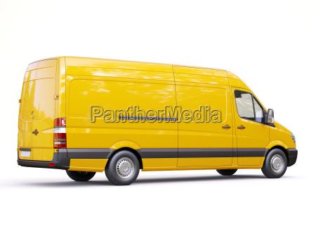 furgoneta comercial